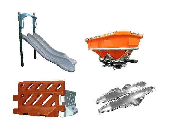 specialised customer roto molded products